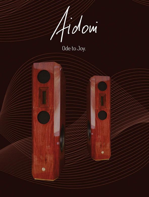 Aidoni - der hocklassige lautpsrecher der Extraklasse